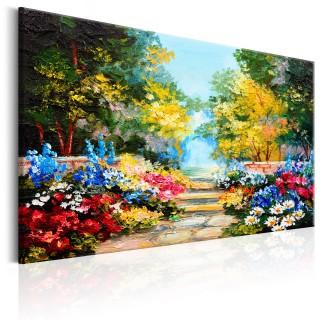 Πίνακας - The Flowers Alley