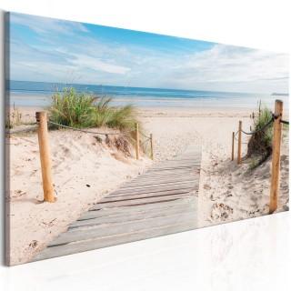 Πίνακας - Charming Beach