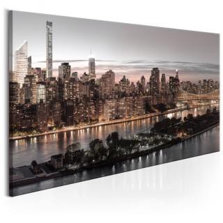 Πίνακας - Manhattan at Twilight