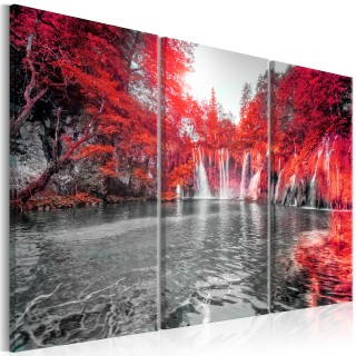 Πίνακας - Waterfalls of Ruby Forest