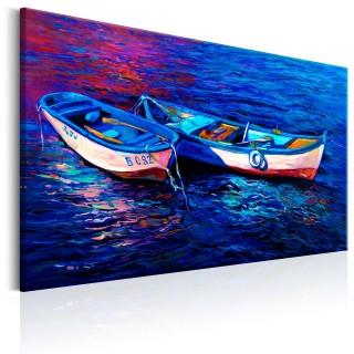 Πίνακας - Abandoned Boats