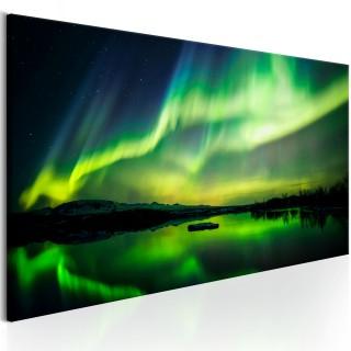 Πίνακας - Green Sky