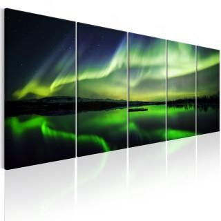 Πίνακας - Green Sky I