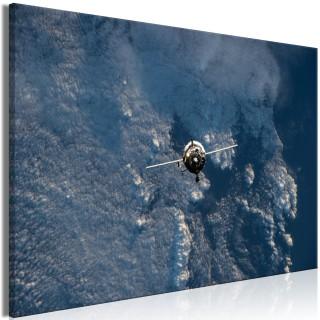 Πίνακας - Blue Planet (1 Part) Vertical