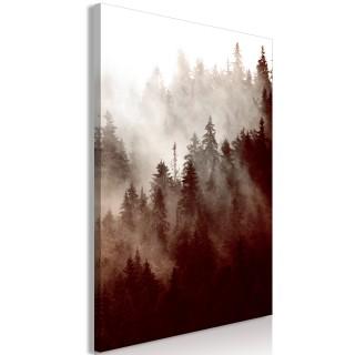 Πίνακας - Brown Forest (1 Part) Vertical