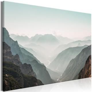 Πίνακας - Mountain Horizon (1 Part) Wide