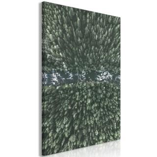 Πίνακας - Forest River (1 Part) Vertical