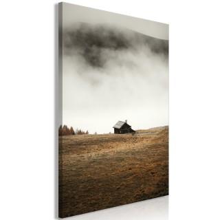 Πίνακας - Asylum in the Mountains (1 Part) Vertical
