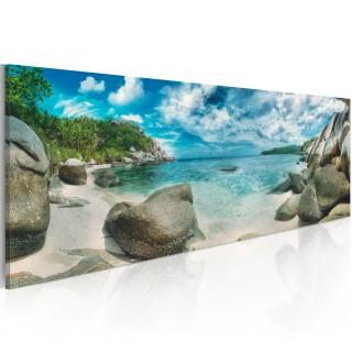 Πίνακας - Turquoise Paradise