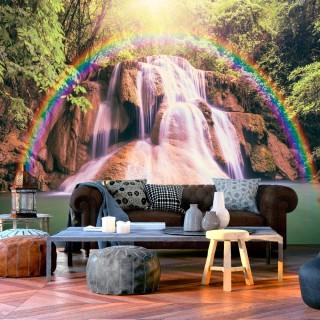 Φωτοταπετσαρία - Magical Waterfall
