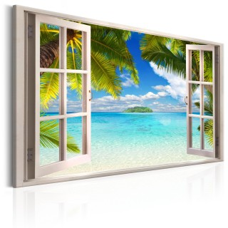 Πίνακας - Window: Sea View