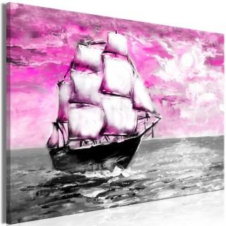 Πίνακας - Spring Cruise (1 Part) Wide Pink