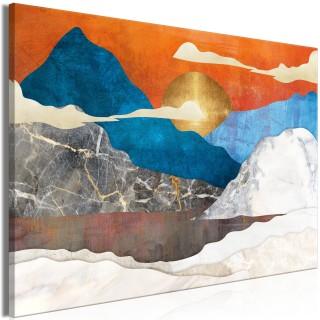 Πίνακας - Mountain Idyll (1 Part) Wide