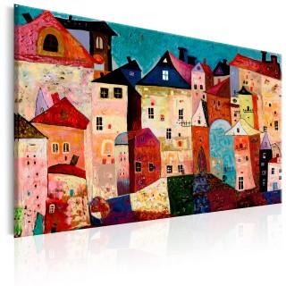 Πίνακας - Artistic City