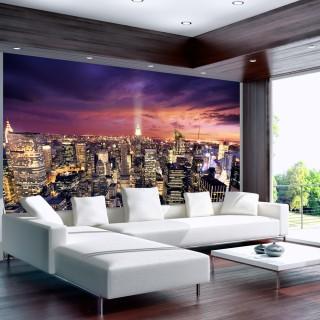 Φωτοταπετσαρία - Evening in New York City