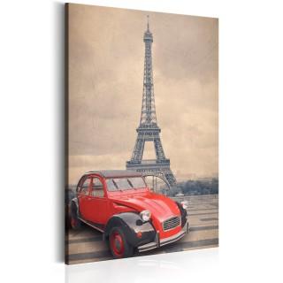 Πίνακας - Retro Paris