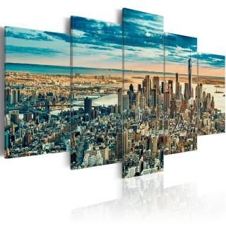 Πίνακας - NY: Dream City