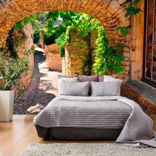 Αυτοκόλλητη φωτοταπετσαρία - Summer in Provence