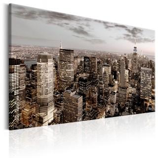 Πίνακας - New York at Dawn