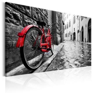 Πίνακας - Vintage Red Bike