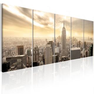 Πίνακας - New York: View on Manhattan