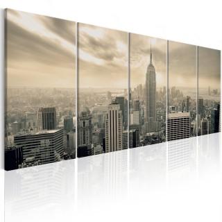 Πίνακας - Beige Manhattan