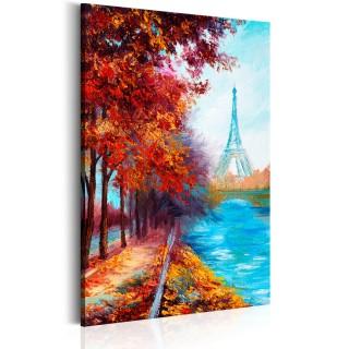 Πίνακας - Autumnal Paris