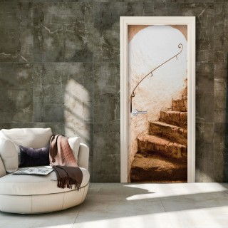 Φωτοταπετσαρία πόρτας - A Secret Place