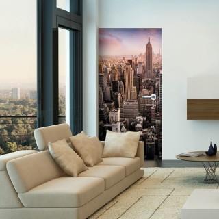 Φωτοταπετσαρία πόρτας - Photo wallpaper – New York I