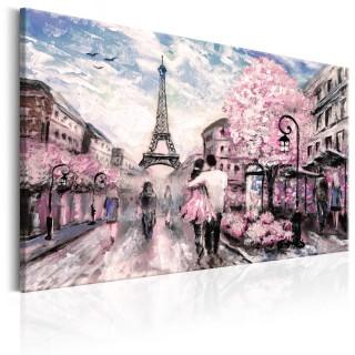 Πίνακας - Pink Paris