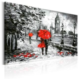 Πίνακας - London Walk