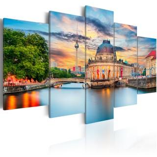 Πίνακας - Museum Island, Berlin