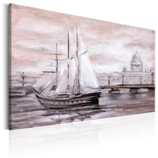 Πίνακας - Charming Port
