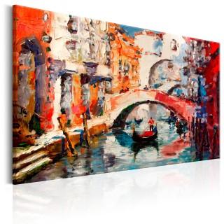Πίνακας - Summer in Venice