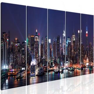 Πίνακας - New York: Live by Night