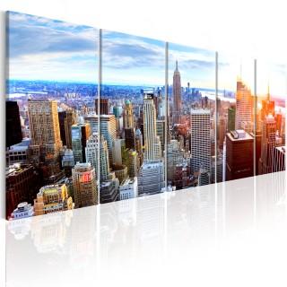 Πίνακας - New York: Sunrise