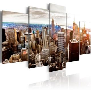 Πίνακας - Grey Tower Blocks