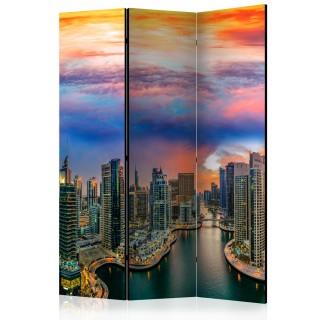 διαχωριστικό με 3 τμήματα - Afternoon in Dubai [Room Dividers]
