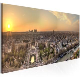 Πίνακας - View from Eiffel Tower (1 Part) Narrow