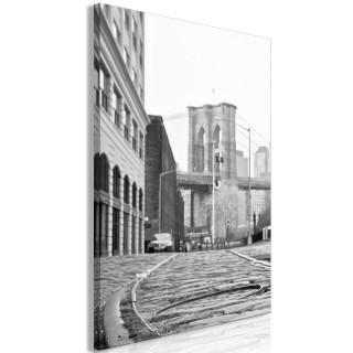 Πίνακας - Brooklyn Bridge (1 Part) Vertical