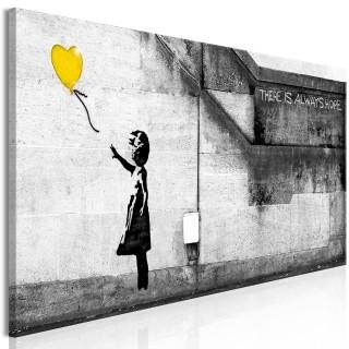 Πίνακας - There is Always Hope (1 Part) Narrow Yellow