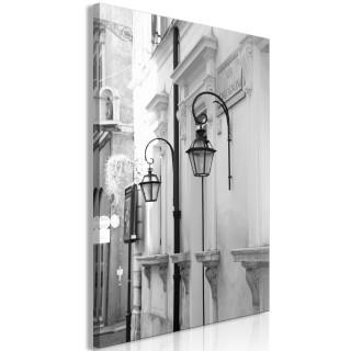 Πίνακας - Street Lamps (1 Part) Vertical