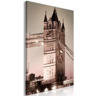 Πίνακας - London Bridge (1 Part) Vertical