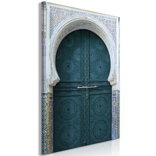 Πίνακας - Ethnic Door (1 Part) Vertical