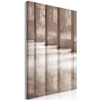 Πίνακας - Luminous Corridor (1 Part) Vertical