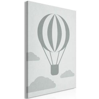 Πίνακας - Balloon Travel (1 Part) Vertical