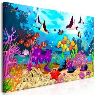 Πίνακας - Underwater Fun (1 Part) Wide
