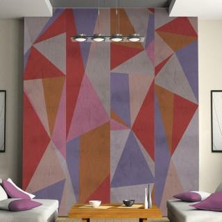 Φωτοταπετσαρία - Triangles!