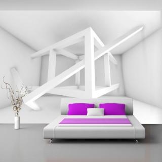 Αυτοκόλλητη φωτοταπετσαρία - Alabaster composition