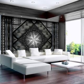 Φωτοταπετσαρία - Black mosaic